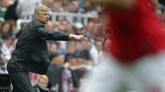 Arsenal manager Arsene Wenger (Reuters)