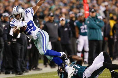 DeMarco Murray practices two days after surgery, itching to start for fantasy owners