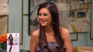Access Hollywood Live: JWOWW's Break-Up Advice - 'Watch Lifetime' & 'Hit Something'  -- Access Hollywood