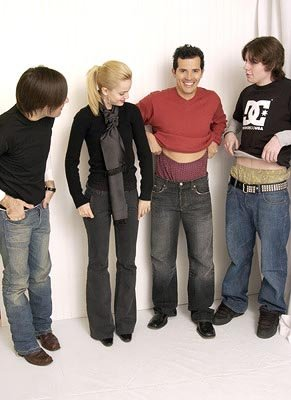 Jason Schwartzman, Mena Suvari, John Leguizamo and Patrick Fugit