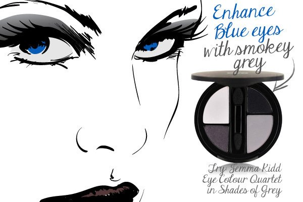 Blue Eyes: Sultry Smokey