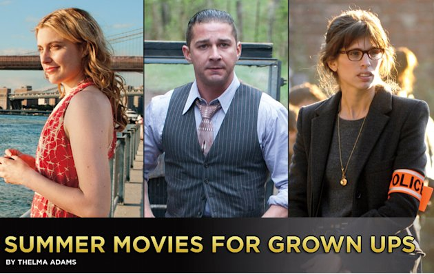 Summer Movies for Grown Ups