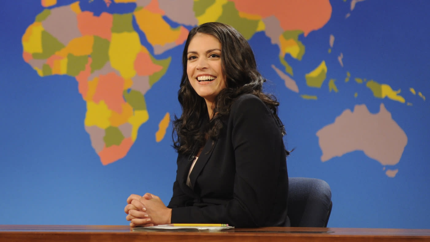 'SNL's' Cecily Strong Promises Hard Laughs at White House Correspondents Dinner