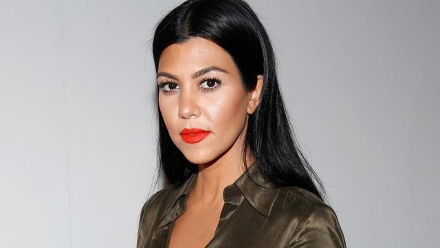 Kourtney Kardashian Reacts to Scott Disick's 18-Year-Old Model Girlfriend