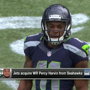 Can New York Jets locker room handle wide receiver Percy Harvin?