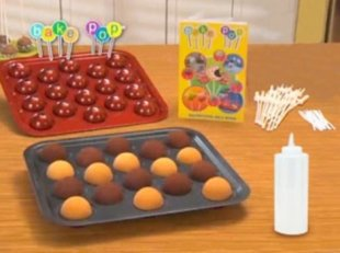 Bake Pop Cake Pop Pan
