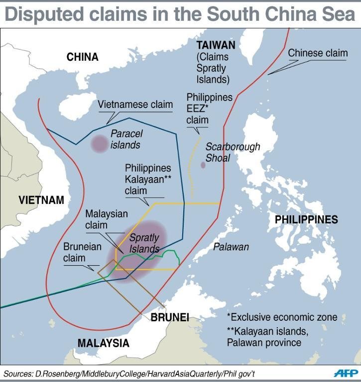 ba38afa586a359577a5dc410a578c242b01620b3 - China, the Philippines and other countries, and the seas - Talk of the Town