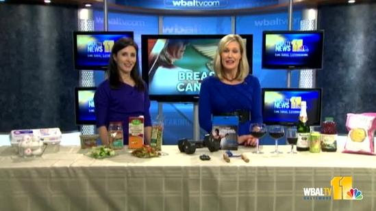 Breast cancer: Foods give you fighting chance