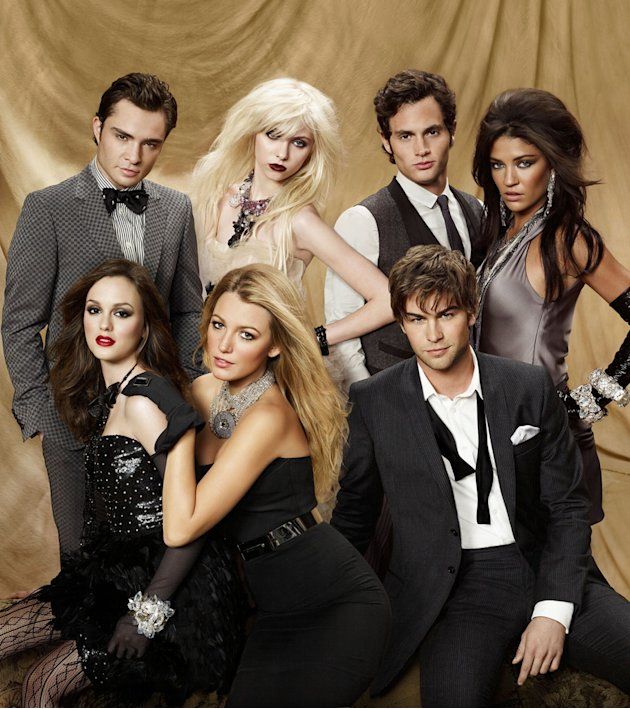 The cast of &quot;Gossip Girl&quot; 