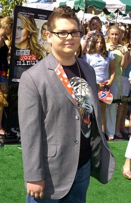 Premiere: Jack Osbourne at the world premiere of Warner Brothers' New York Minute - 5/1/2004