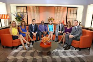 'Today' Show Is the New Orange With Revamped Logo and Studio (Photos)
