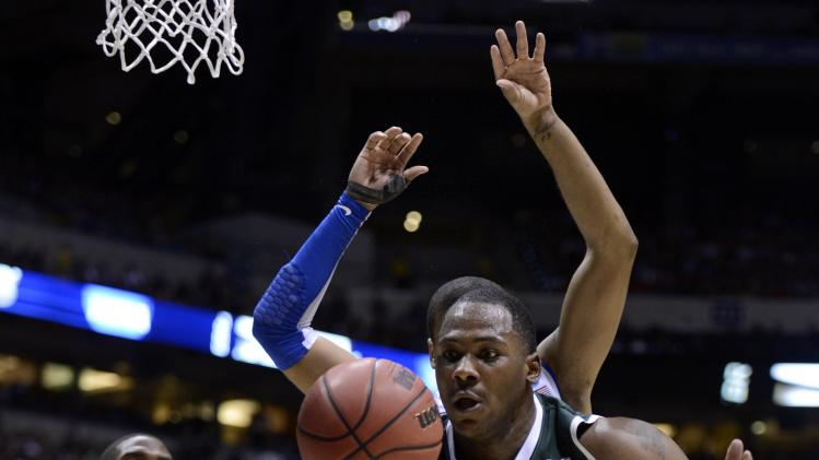 NCAA Basketball: NCAA Tournament-Duke vs Michigan State