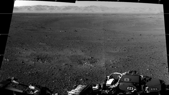 Mars Rover Curiosity to Receive 'Brain Transplant' This Weekend