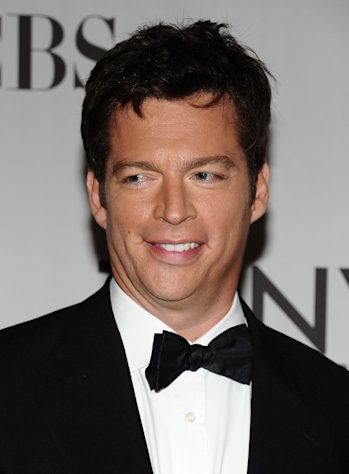 "FILE - In this June 12, 2011 file photo, Harry Connick Jr. arrives at the 65th annual Tony Awards in New York. Connick will star in the upcoming Broadway production ""On a Clear Day You Can See Forever."" (AP Photo/Charles Sykes, file)"