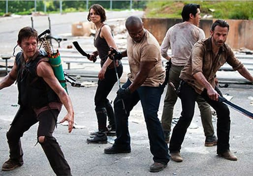 Shocker: Walking Dead Renewed For Season 4, Showrunner Glen Mazzara Steps Down Over 'Difference of Opinion'