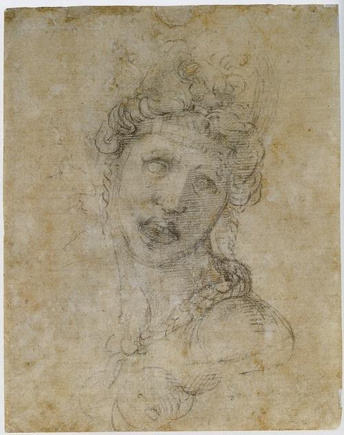 Michelangelo's Ugliest Drawing May Not Be His