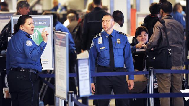 TSA to Allow Pocket Knives On Planes