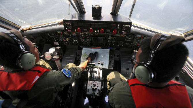 How can jet disappear? In the ocean, it's not hard