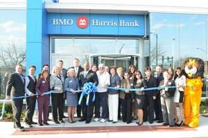 BMO Harris Bank Opens New Innovative Schaumburg Branch