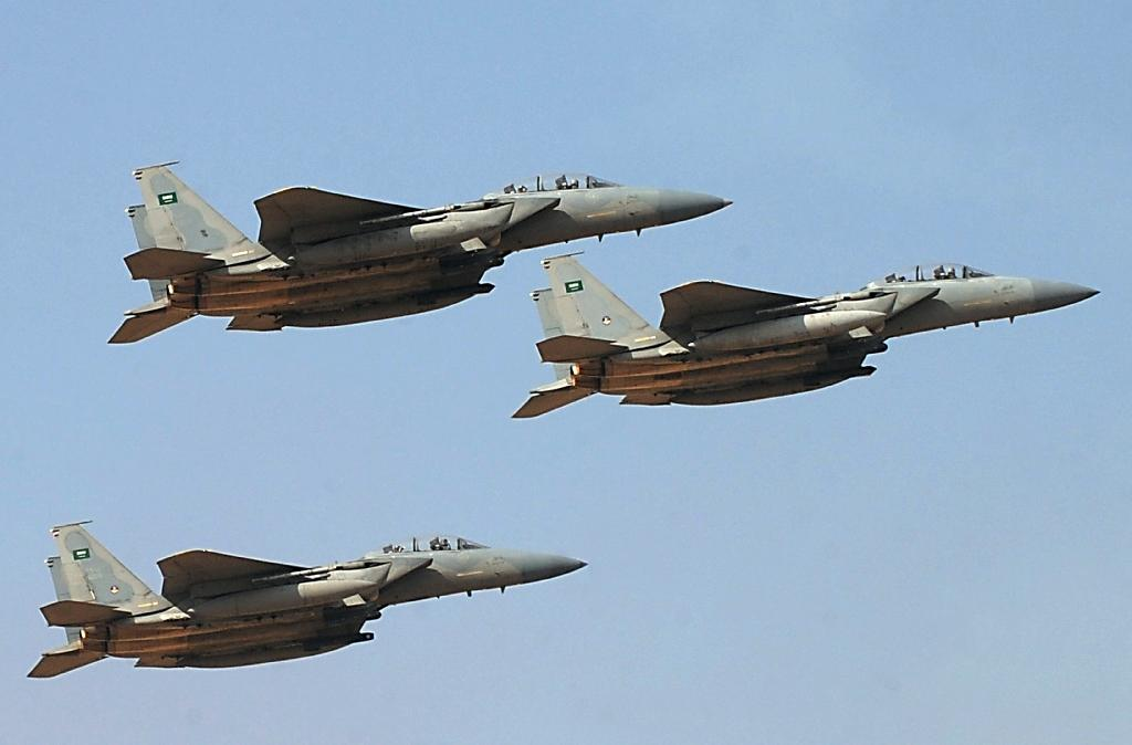 US military rescues two Saudi pilots off Yemen coast: official