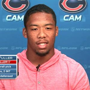 Chicago Bears cornerback Kyle Fuller on learning from Tillman