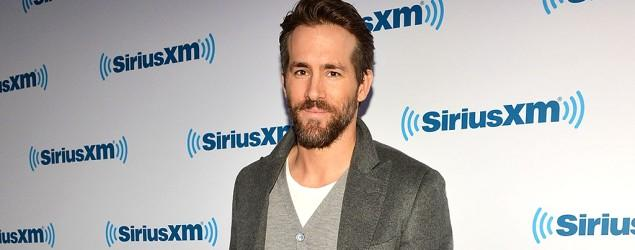 Sultry first look at Ryan Reynolds in 'Deadpool'