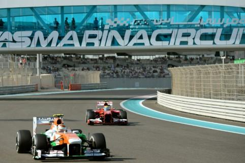 Yas Marina Circuit to host final race of 2014 F1 season