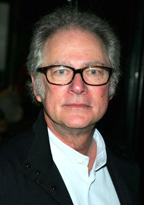 Barry Levinson at the New York screening of Lions Gate Films' Fahrenheit 9/11