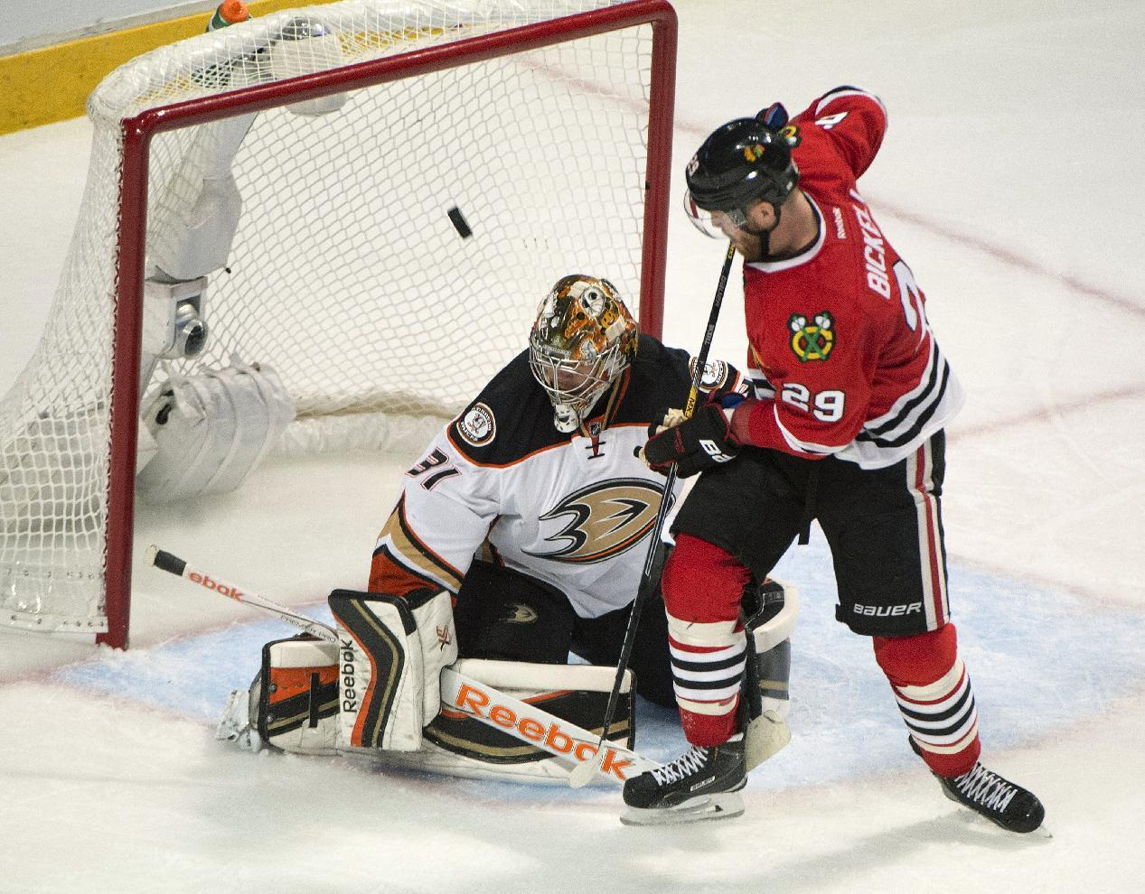 Ducks-Blackhawks Preview