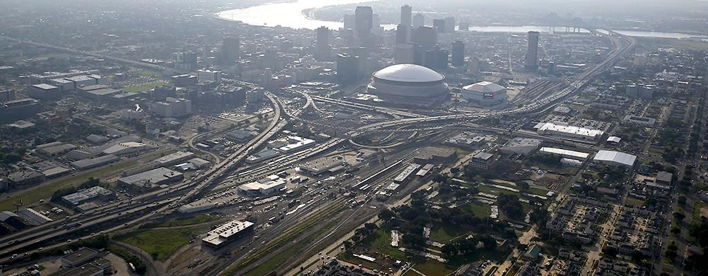 After Katrina, a 'new' New Orleans rises