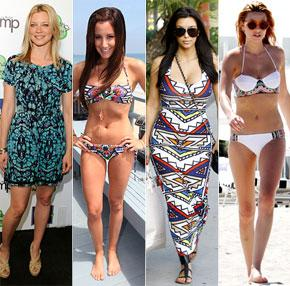 Hollywood Trend Watch: Mara Hoffman's Hot Prints