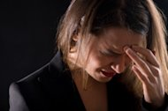 Should you cry at work?