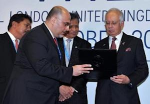 Witnessed By Malaysia's Prime Minister Dato' Sri Mohamed Najib, The Largest Project Announced At The 9th World Islamic Economic Forum In London Aims To Transform 57 OIC Countries To A New Digital Era Projecting $1.2 Trillion Global Trade Increase