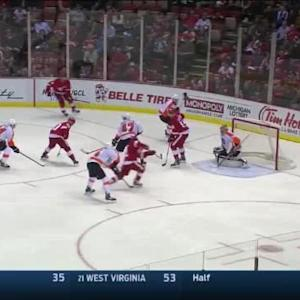 Steve Mason Save on Tomas Tatar (05:47/2nd)