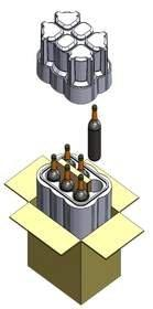 WineLoc Summer Wine Shipper Kit Keeps Wine Cool