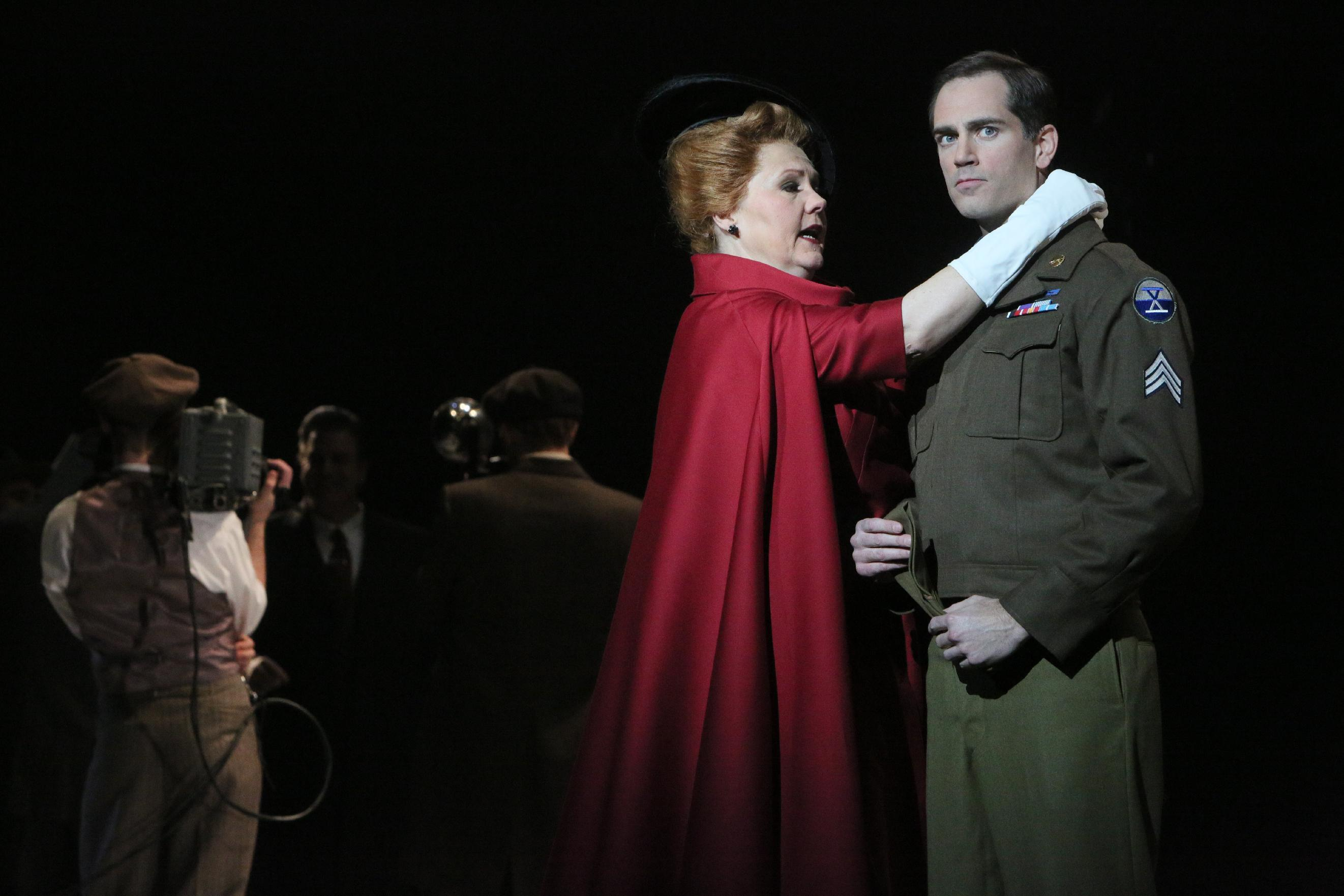 Cold War-era thriller premieres as opera