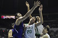 The Archers led by as many as 11, but couldn't hold on. (NPPA)
