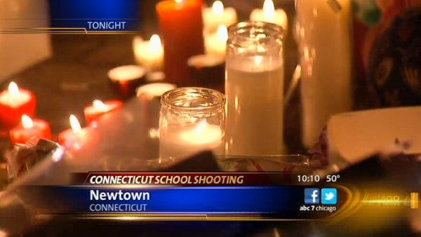 Connecticut shooting: Newtown focuses on victims