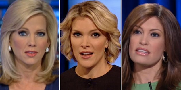 Fox News female anchors