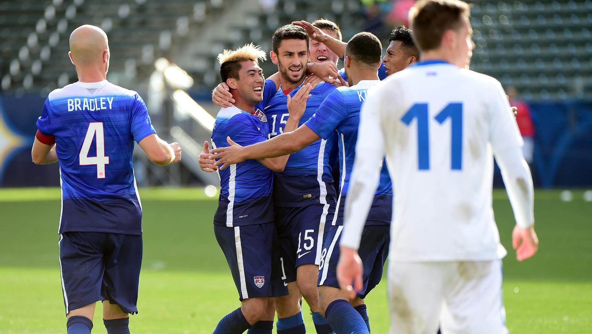 USMNT players gaining, losing ground after January camp and friendlies