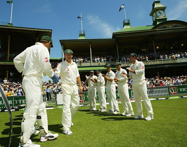 Fourth Test - Australia v India: Day One