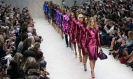 Burberry Show Shines On London Fashion Week