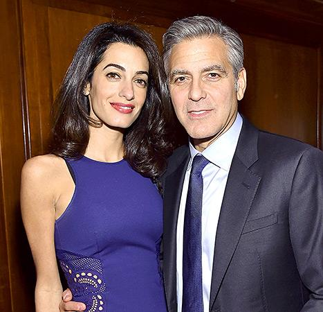 George Clooney, Wife Amal Alamuddin Make More Renovations to UK Mansion: See the Gigantic Property!