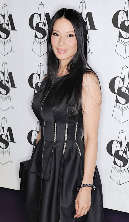 Lucy Liu Casting Society America sth Annual Artios Awards
