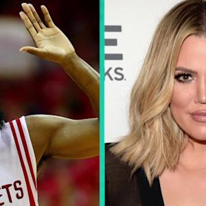 Khloe Kardashian Goes to a Strip Club With Ex French Montana