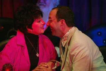 Liza Minnelli and Tony Hale Fox's Arrested Development