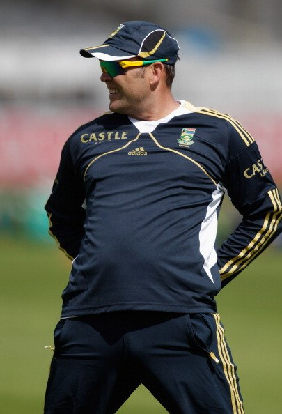 South Africa Nets Sessions