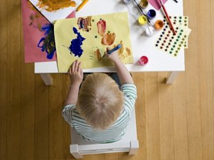 Scan Your Kids' Artwork