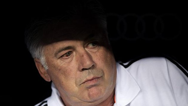 Carlo Ancelotti of Real Madrid (Reuters)
