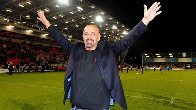 Marwan Koukash believes Red Devils 'is a far stronger and appealing title'